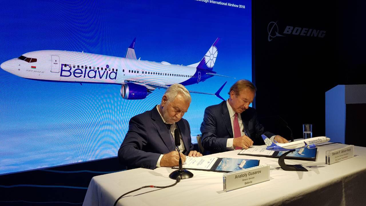 Resultado de imagen para Belavia Boeing 737 MAX